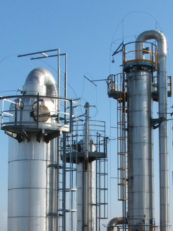 Un proyecto europeo pretende reducir la contaminación de procesos químicos industriales