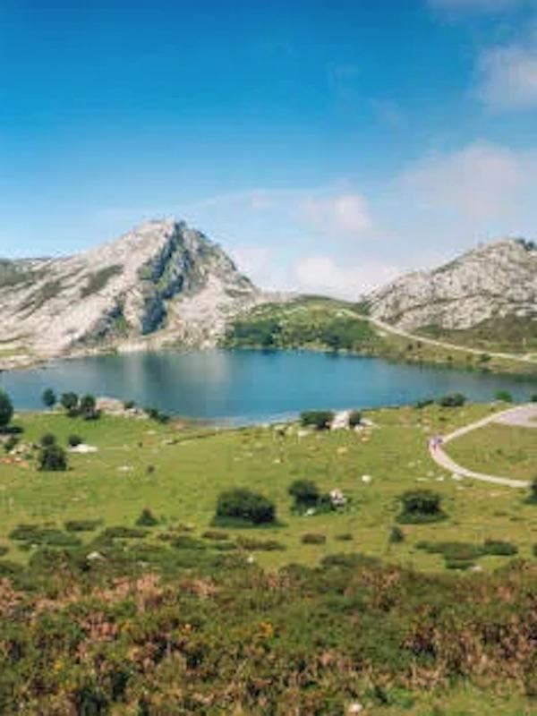 Tecnología verde para obtener modelos en 3D de lagos de montaña