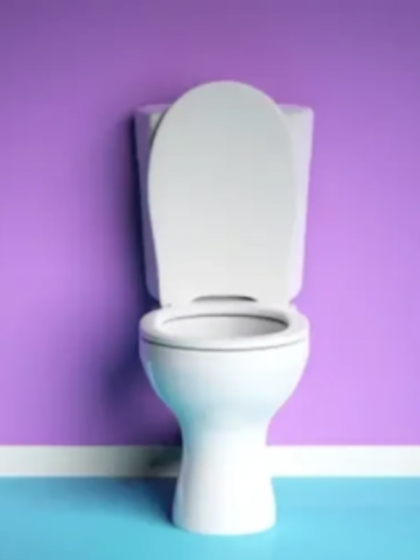 Tecnología verde para detectar en el WC síntomas de enfermedades