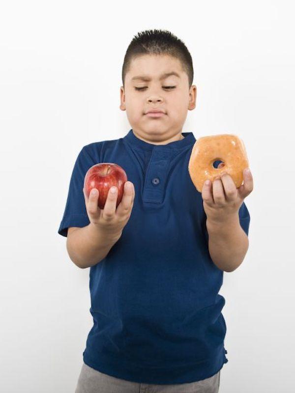 Ojito con la obesidad infantil, incrementa la enfermedad de las arterias coronarias y la diabetes de tipo 2