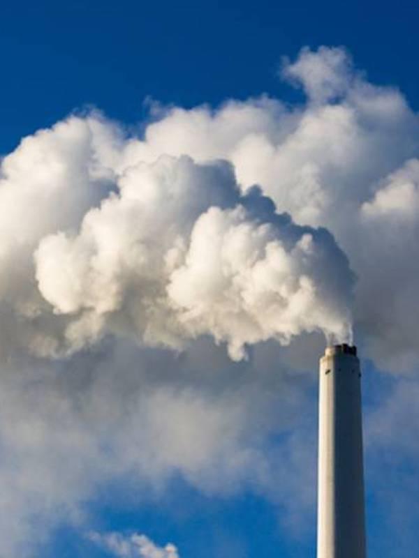 Tecnología verde para una membrana autoformante que captura CO2