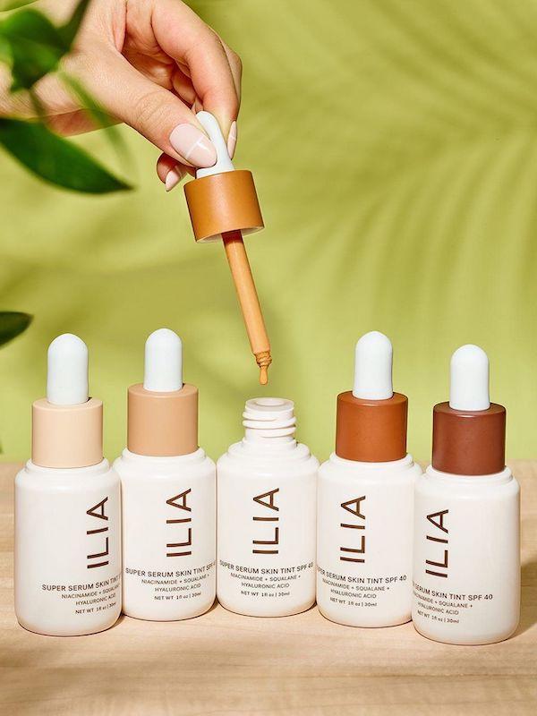 BIOHERBARIUM te presenta: ILIA BEAUTY Super Serum, el Clean Makeup más espectacular y además ecológico