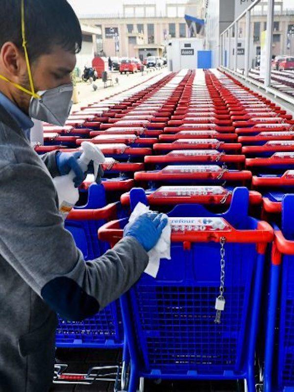 Carrefour es la mayor red de establecimientos de España auditada por AENOR ante el COVID-19