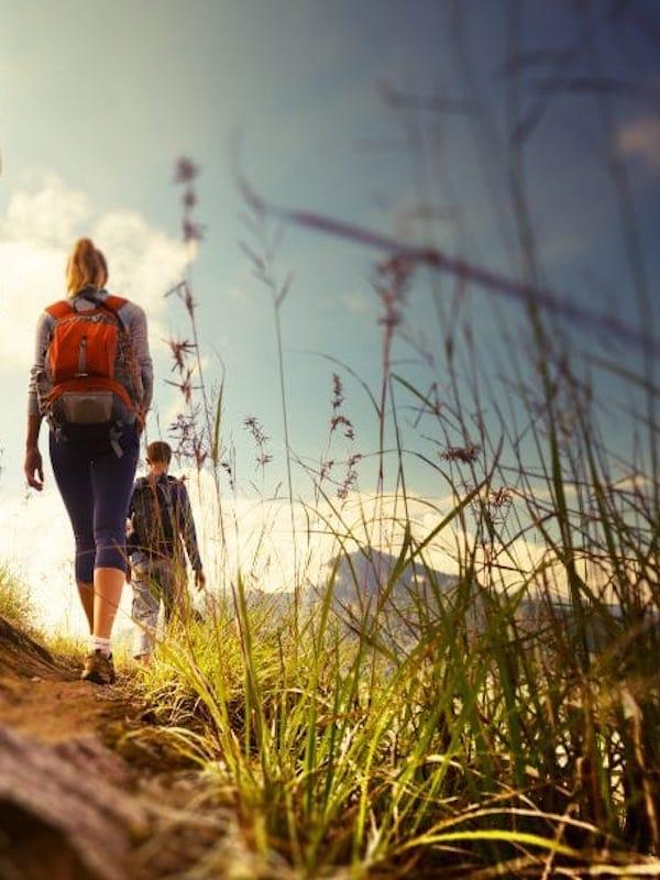 El senderismo ayudará a las empresas de turismo activo en Canarias