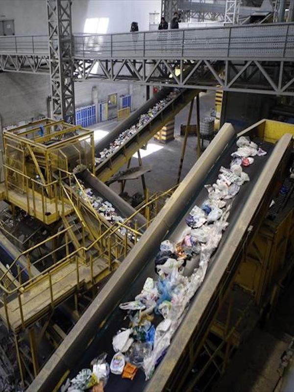Luz verde a la construcción de la planta de transferencia de residuos urbanos de Calatayud