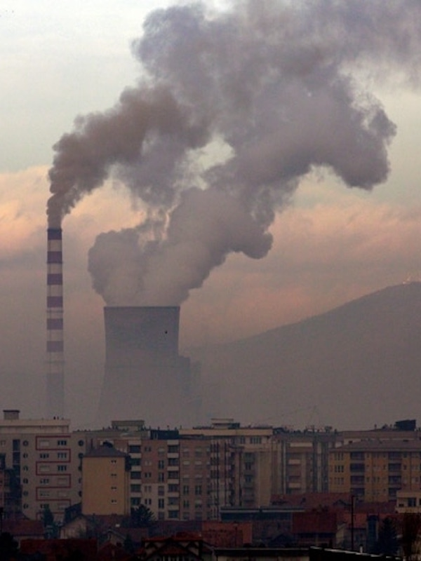 Las emisiones mundiales de CO2 caen un 17 % por la pandemia