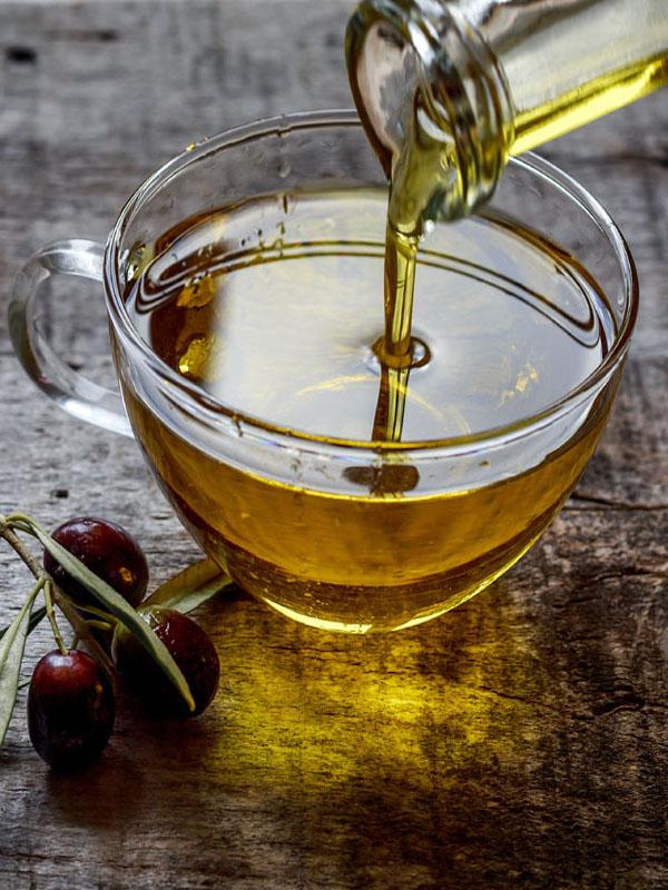 Aceite de orujo de oliva para reducir la obesidad