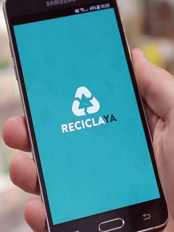CARREFOUR presenta una APP de reciclaje