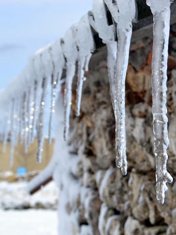 Descubren el origen de las diferentes formas de los cristales de hielo