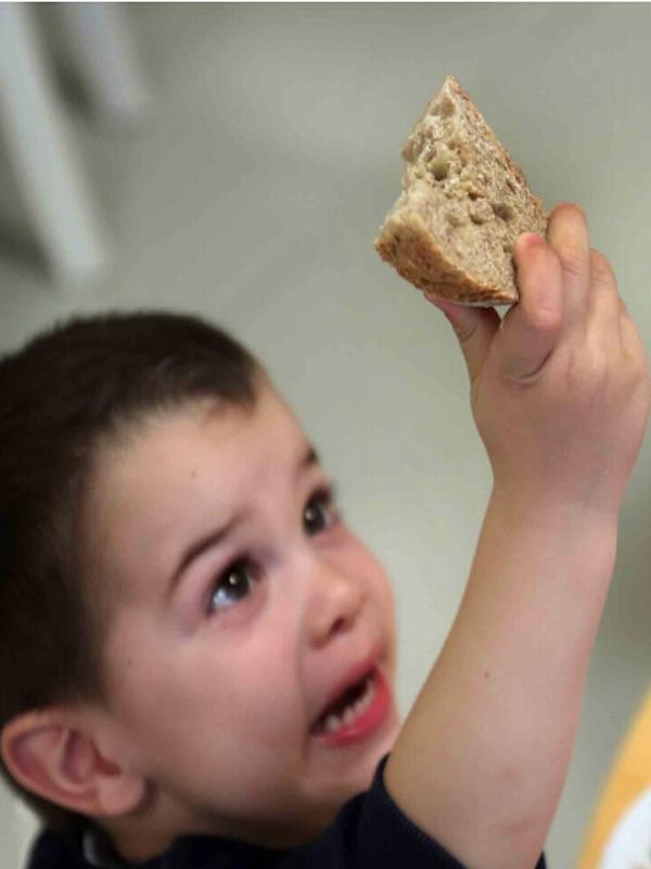 Las Escuelas Infantiles de Pamplona recomiendan productos ecológicos en los menús