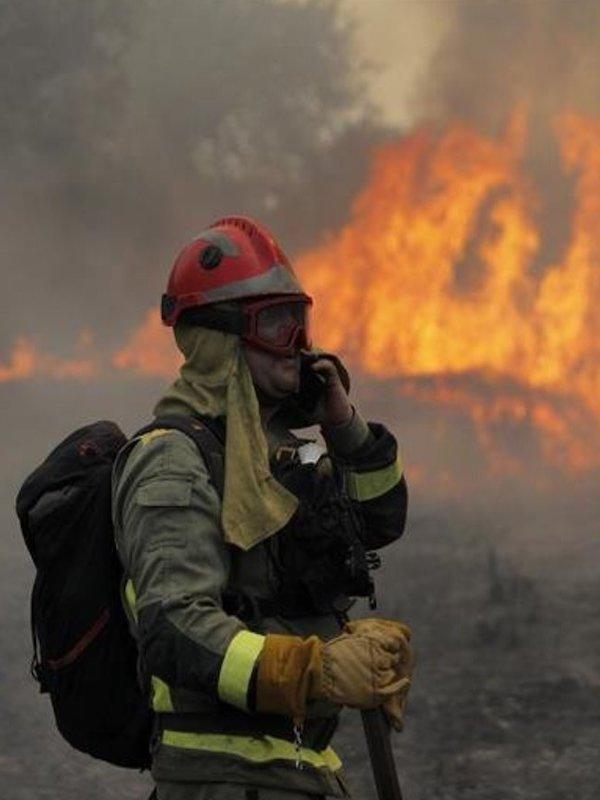 Planes piloto antincendios en Galicia