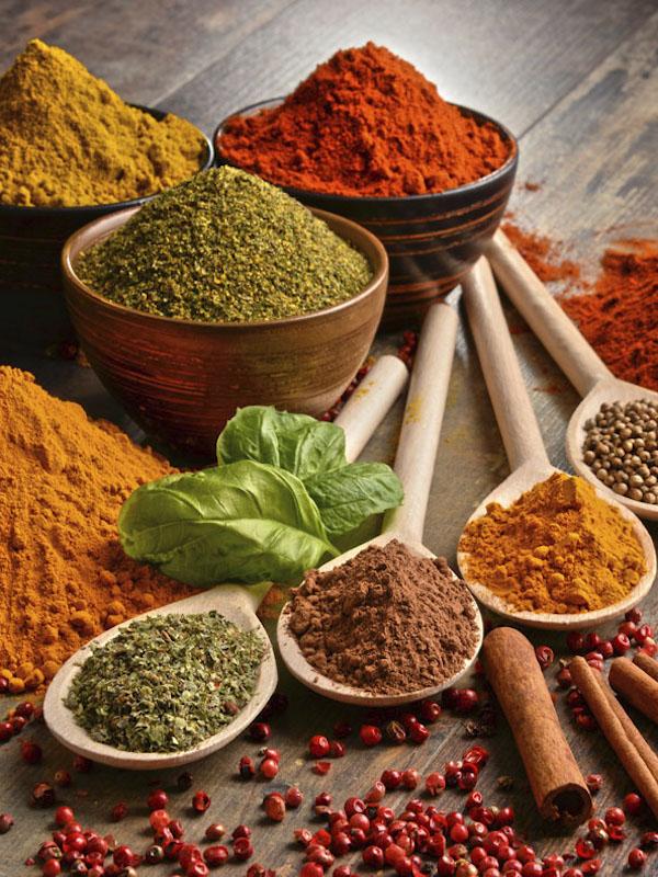 Dieta Vegana: 'El sabor está en las especias'