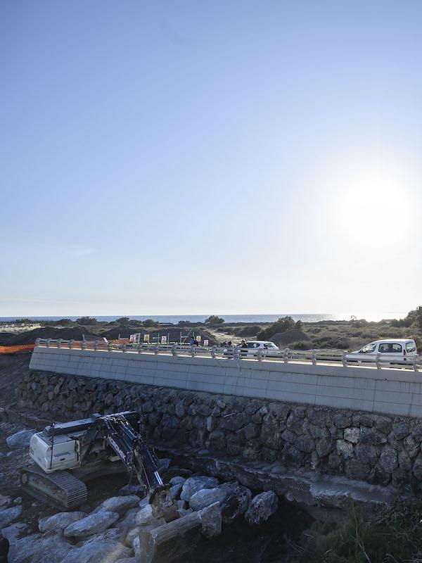 Andalucía se 'vuelca' con sus infraestructuras hidráulicas