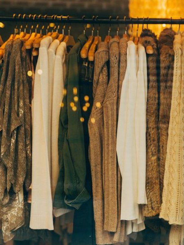 Evitar la pobreza con el consumo de moda sostenible