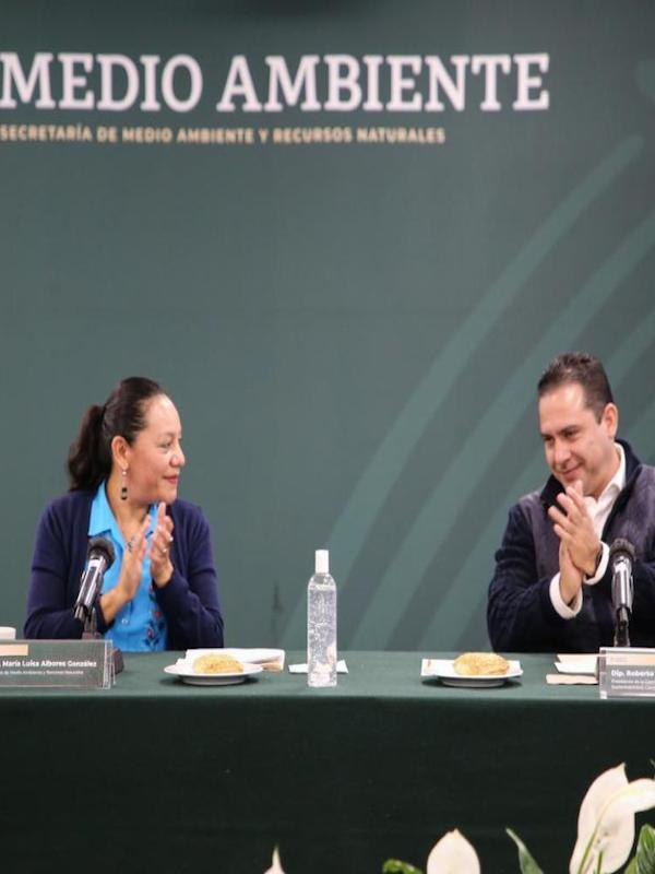 México, la delegación de Programas Integrales y el gobierno del estado refuerzan atención a la problemática ambiental en Tlaxcala
