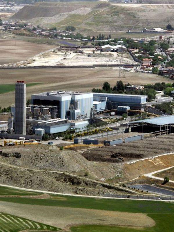 Polémica a cuenta de la incineradora de Valdemingómez