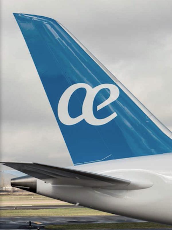 El rescate de Air Europa, otra 'pifia' medioambiental