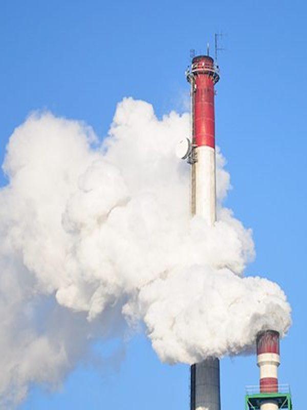 Medición de menos CO2 atmosférico durante el gran confinamiento