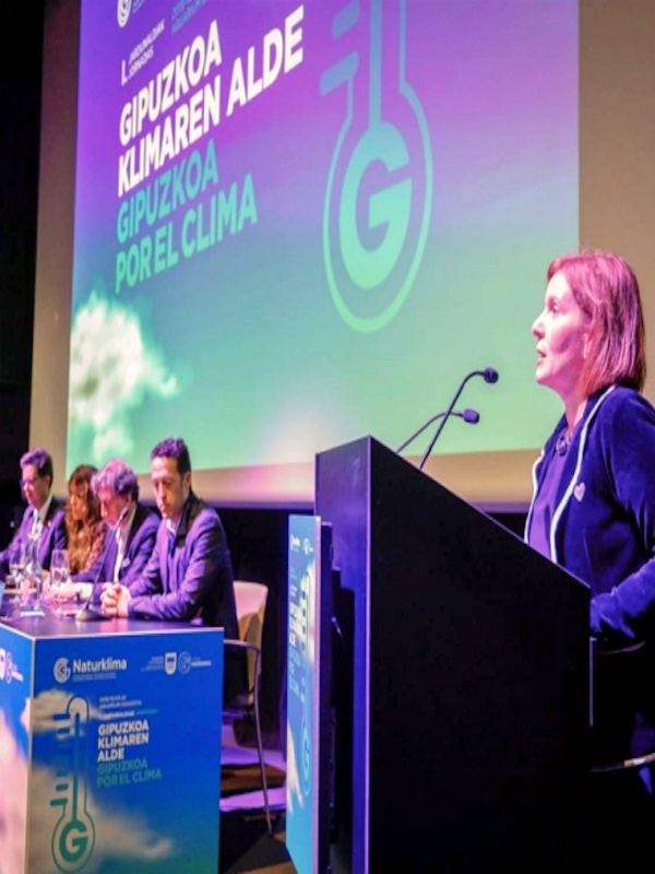 Gipuzkoa 'apuesta' por la sostenibilidad