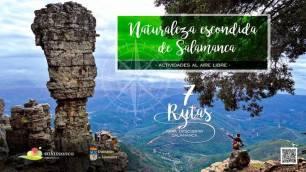 Salamanca programa 5 rutas de senderismo, en bici y piragua por espacios naturales