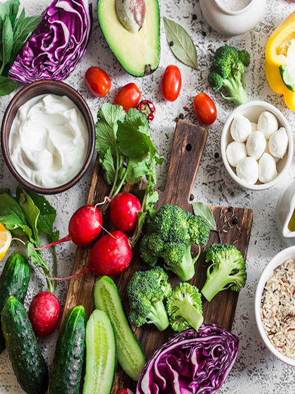 La dieta mediterránea beneficia a tu vida saludable y al medio ambiente
