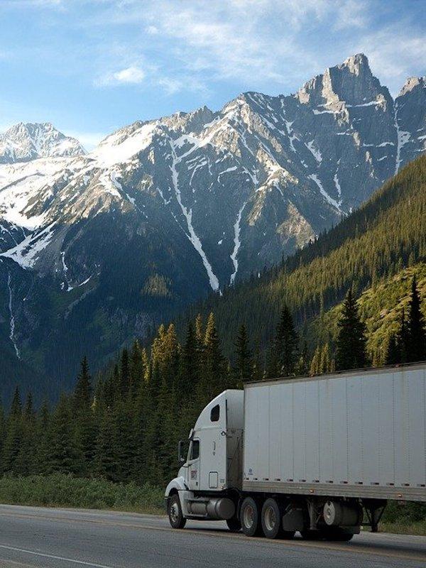 Innovador motor 'verde' para camiones de mercancías