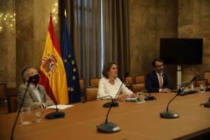 Primera reunión del Foro sobre Infraestructuras y Ecosistemas Resilientes del Plan de Recuperación de la economía española
