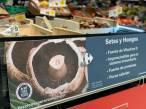 Carrefour comercializa más de 1.660 toneladas de setas y hongos nacionales