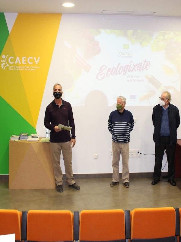I Concurso de Vinos Ecológicos de la Comunitat Valenciana