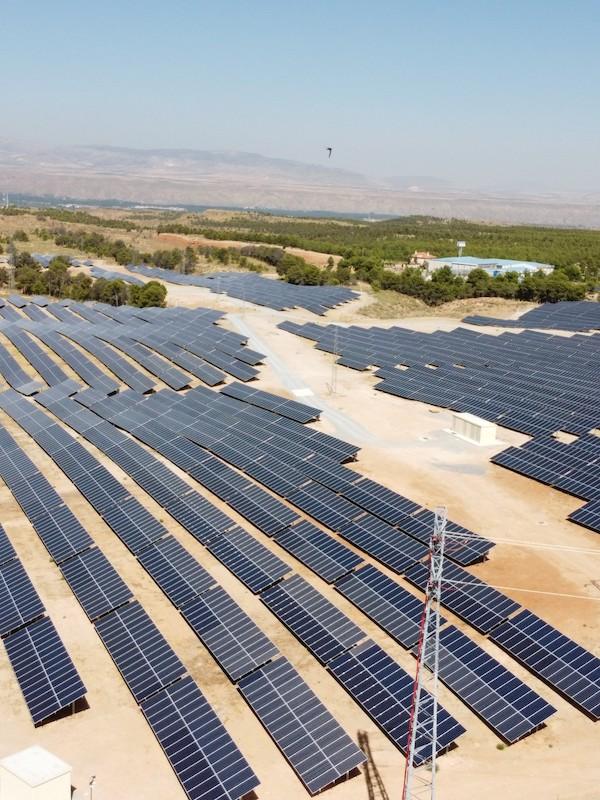El proyecto para la instalación de una planta fotovoltaica en Coín (Málaga) pretende evitar los informes medioambientales