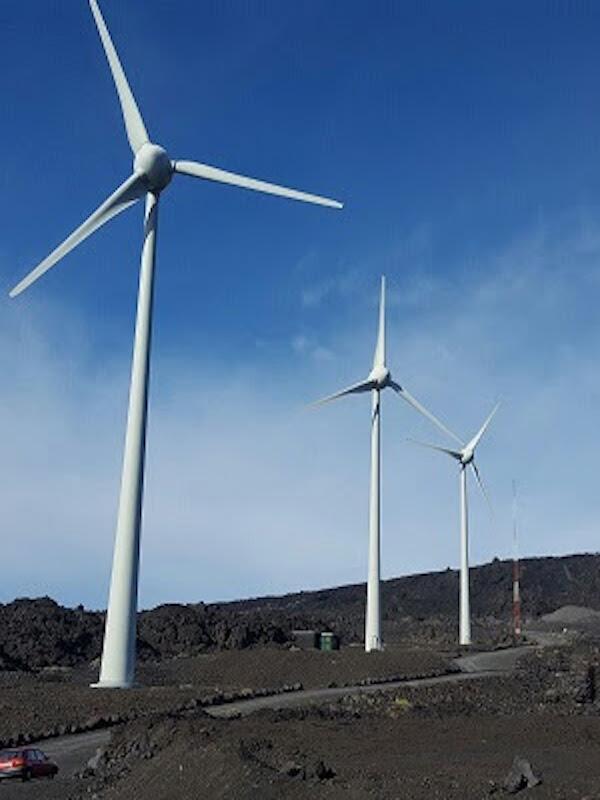 Endesa con tecnología verde  pone en  marcha un innovador sistema  de iluminación láser en la isla de La Palma, para proteger a las aves