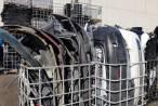 Residuos. Audi se toma muy en serio el reciclaje de plásticos del sector automovilístico