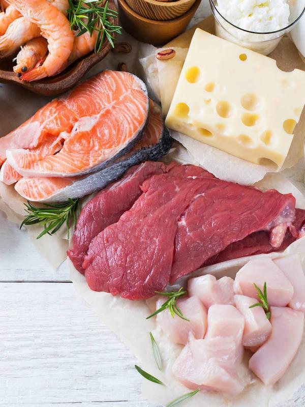 ¿Qué pasa si eliminamos la carne de nuestra dieta?