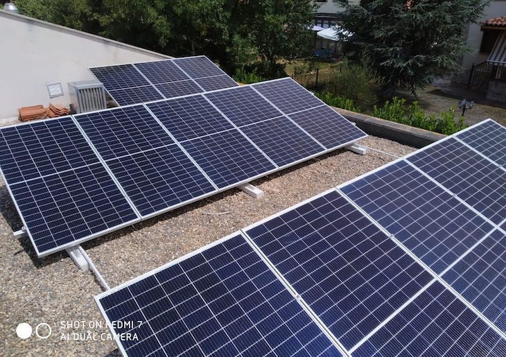ERIBI renovables, el autoconsumo en Álava