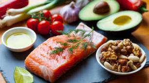Vida saludable. Dieta mediterránea 'verde que te quiero verde'