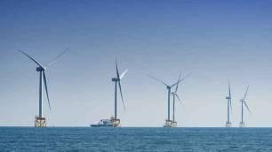 Energías renovables. RWE vende la mitad de un proyecto de eólica marina en Reino Unido