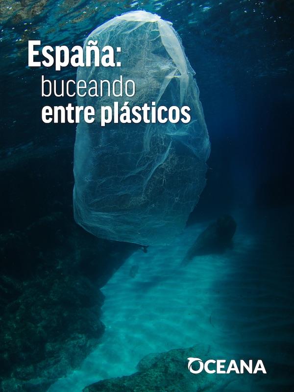 Residuos. Oceana alerta: 'acumulación masiva de plásticos en aguas españolas'