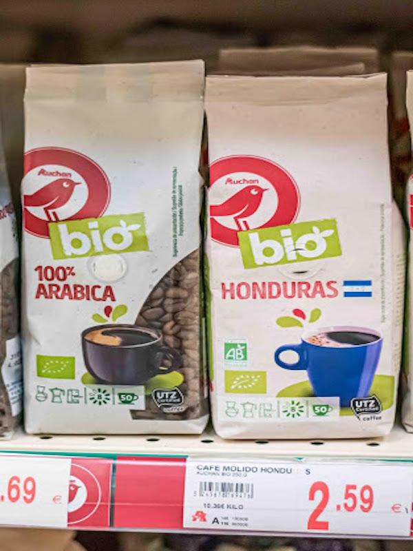 Alimentos ecológicos. Alcampo: una apuesta decidida y autentica por los productos bio