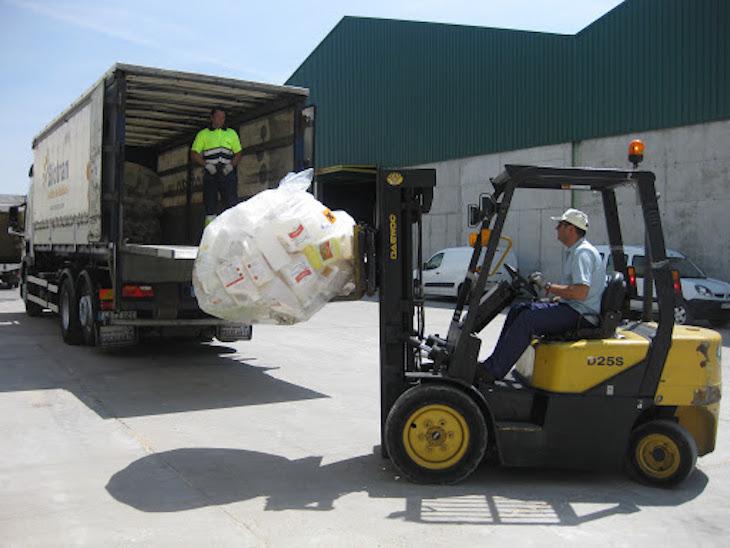 Economía circular. SIGFITO a la cabeza del reciclaje de envases de fertilizantes y fitosanitarios
