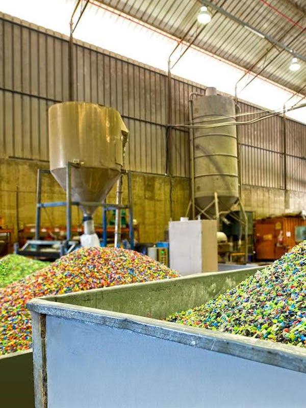 Economía circular. Cicloplast: España es el segundo país europeo que más plásticos recicla