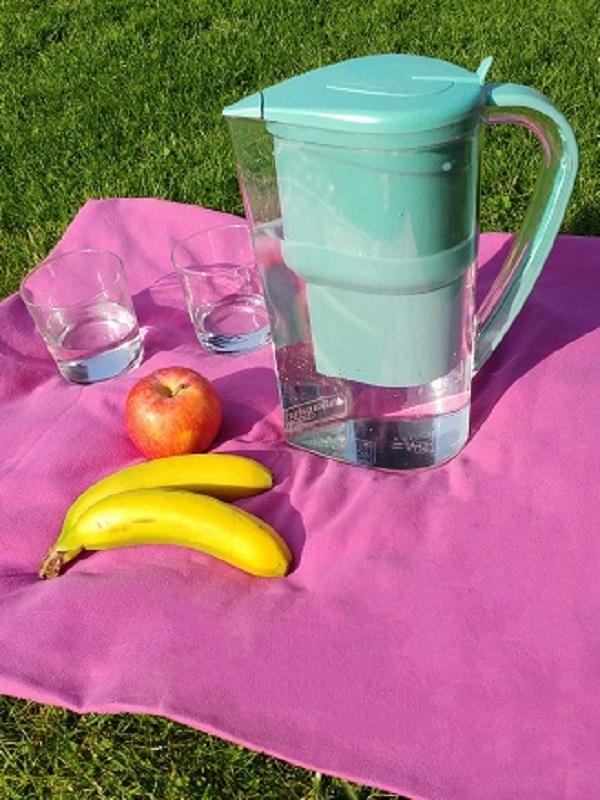 Vida saludable. Alkanatur, los beneficios del agua pura alcalinizada