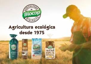 Alimentos ecológicos. Biocop, toda una trayectoria al servicio de los alimentos bio
