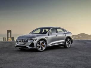 Movilidad eléctrica. Audi añade mejoras al e-tron