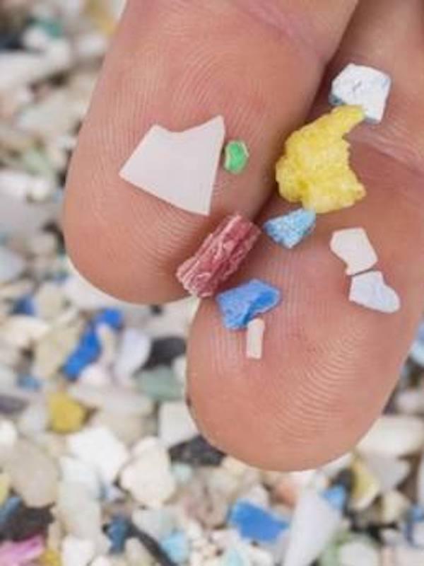 Residuos. Microplásticos de los suelos agrícolas