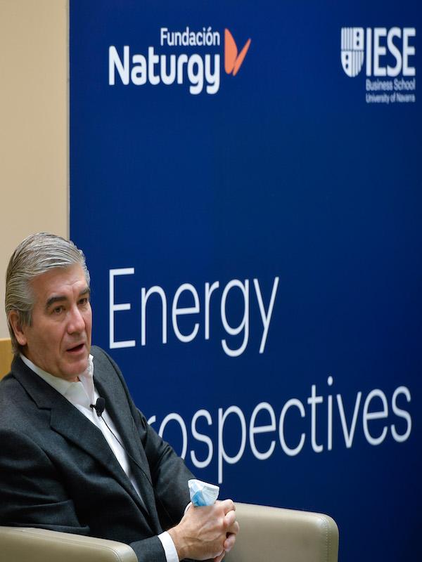 CO2. NATURGY 'protagonista' del sector energético en la reducción de emisiones