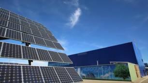 Energías renovables. Fundación Hidrógeno Aragón 'al alza'