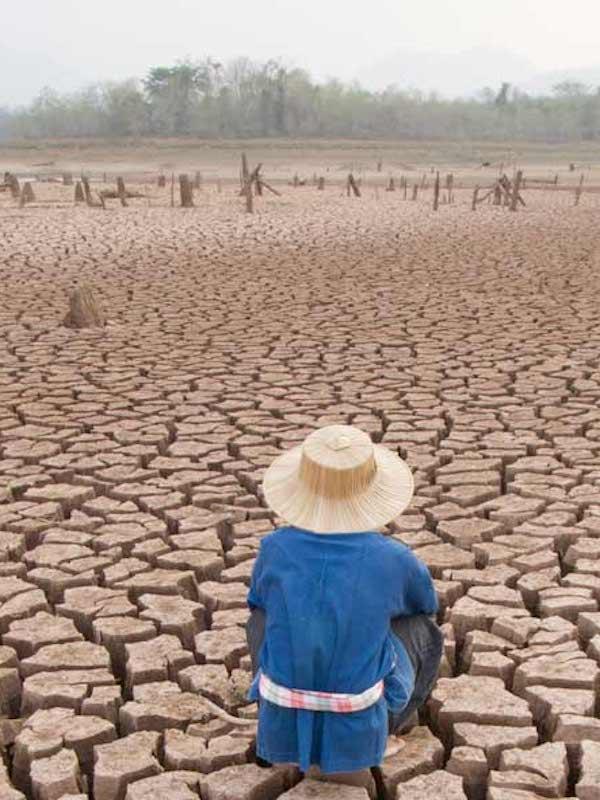 Cambio climático,  refugiados por el calentamiento global 'al alza'