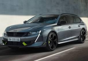 Movilidad eléctrica. Ojo, una gran opción con el Peugeot 508 Sport Engineered electrificado