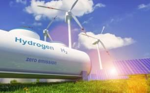 Energías renovables. Hidrógeno verde 'clave' para la descarbonización