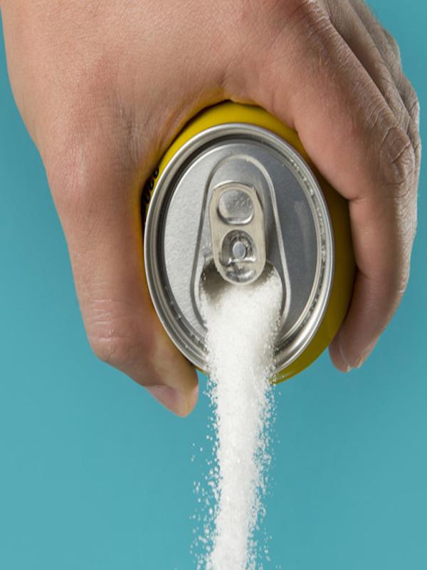 Tomar bebidas azucaradas es una mala idea para tu corazón